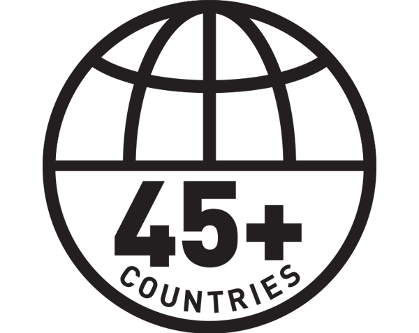 45+ Countries Icon